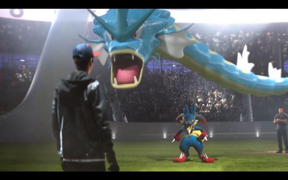 Pokemon Go Train On
