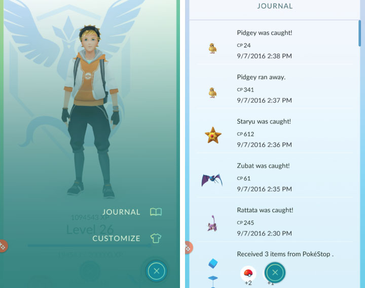 Gym Error Fix