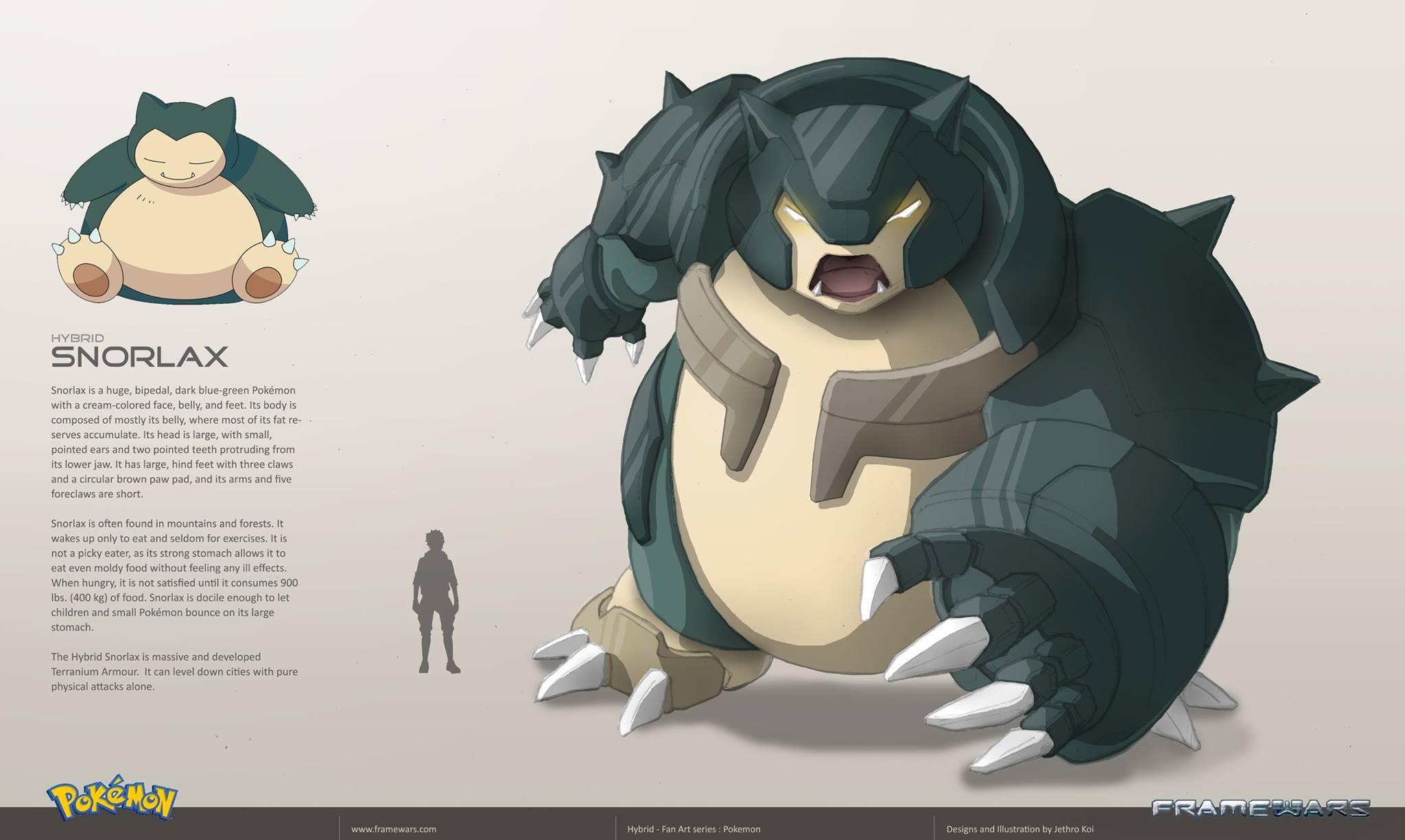 Snorlax Pokemon Evolution Chart Images