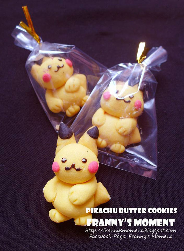 pokemon-go-pikachu-butter-cookies