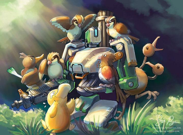 Best Pokémon Go Cartoon
